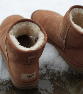 boots, cold and cosy