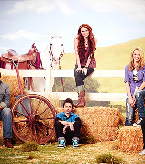 billy ray cyrus, emily osment and forever