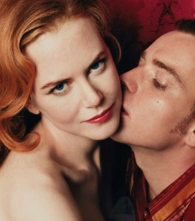 ewan mcgregor, love and moulin rouge