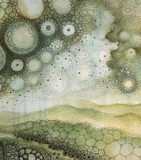 abstract, art and cells