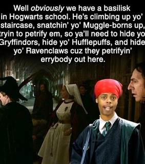 alan rickman, antoine dodson and harry potter