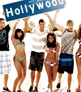 aly michalka, brenda song and chord overstreet
