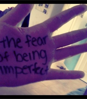 atelophobia, cute and imperfect