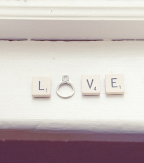 cute, love and message