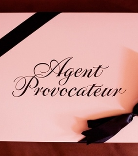 agent provocateur, box and fashion