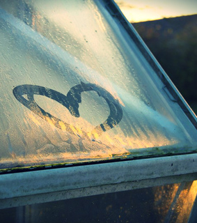 blog, heart and love