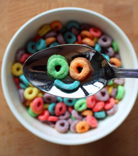 cute, fruit loops and photography