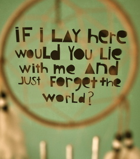 chasing cars, dream catcher and pretty