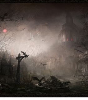 abandoned, atmospheric and creepy