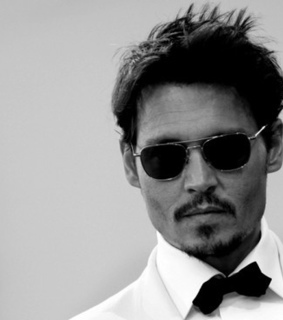 depp, johnny and photography