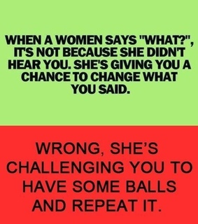 accepted, arguments and balls