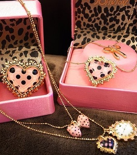 accessories, bangle and betsey johnosn