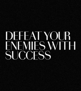 defeat, defeat enemies and quote