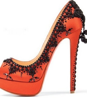 amazing, black and christian laboutin