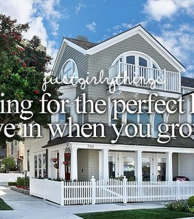 house, just girly things and justgirlythings