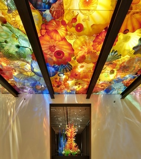 art, chihuly and colorful