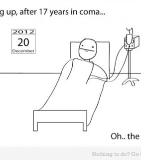 9gag, bed and coma