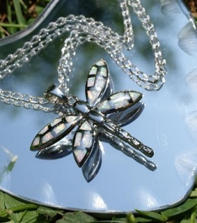 cheap gift for wife girlfriend fiancee friend sister daughter, designer dragonfly necklace and designer necklace