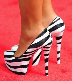 beuty, high heels and laboutin
