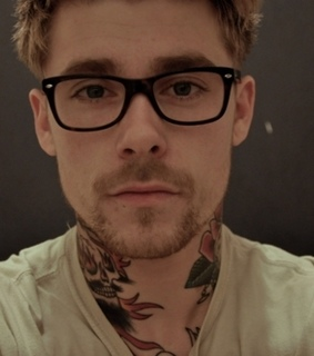 glasses, guys with glasses and scruff