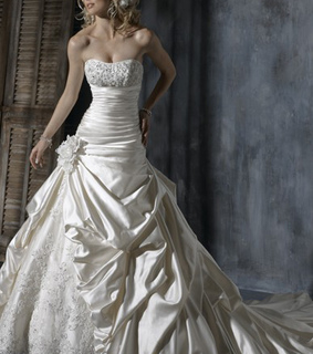 a-line wedding dresses, ball gown wedding dresses and wedding dress