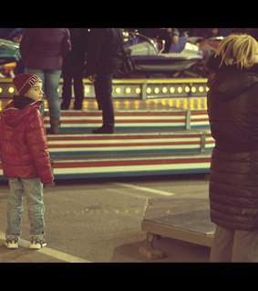 indifference, luna park and mom & son