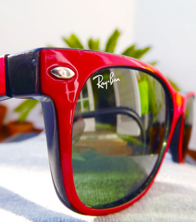 cool, photography and ray-ban