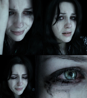 cry, crying and dark