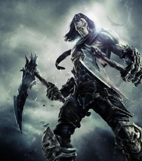darksiders, death and game