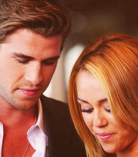 miley and liam and miley cyrus