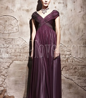 floor length, grape and pageant dresses