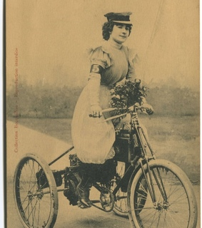 belle epoque, cycle and lady