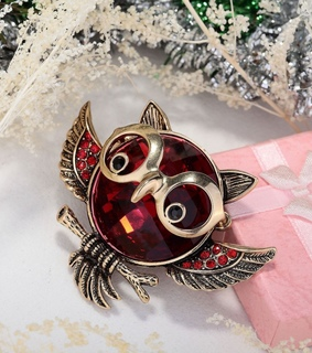 animal cocktail ring, antique owl ring and cool