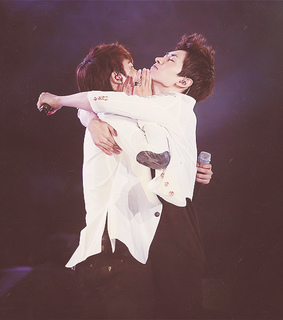 bias, boy and donghae