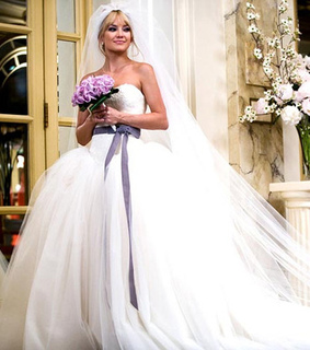 bride wars, cute and dress