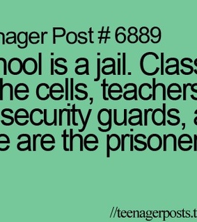 cells, class and jail