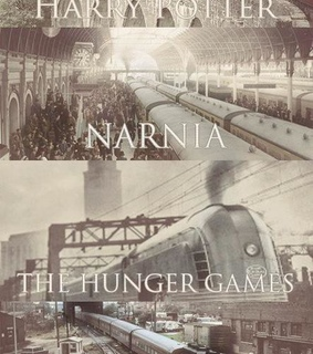 chronicles of narnia, crossover and divergent