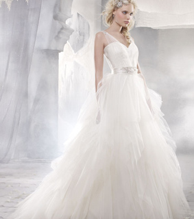 bridal fashion, bridal gown and dress