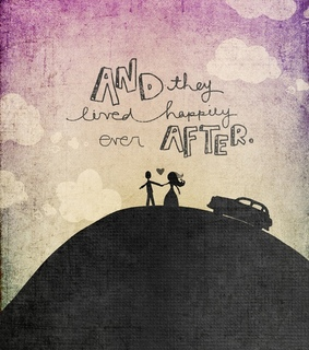 <3, happy ever after and love