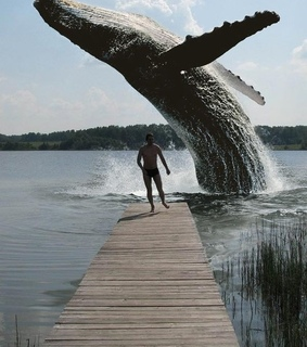 art, awesome and blue whale