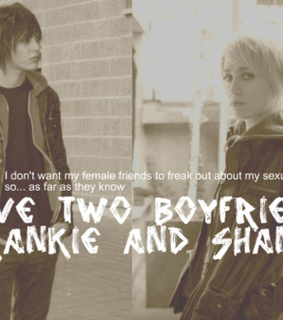 bisexuality, dykes and frankie