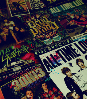 3oh!3, all time low and bands
