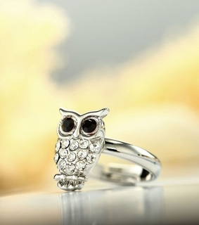 adjustable rings, animal rings and beautiful