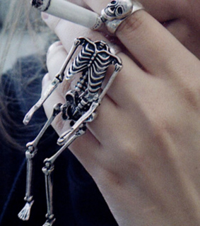 cool, grunge and ring