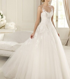 ball gown, ball gown wedding dress and elegant