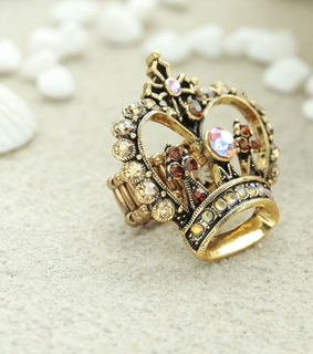 british royal crown rings, cross gold crown rings and crown rings