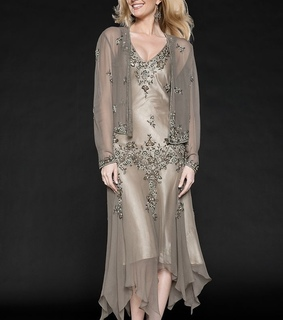 chiffon, mother dress and mother of the bride dress