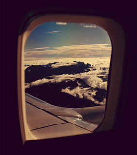 :), aer and airplane