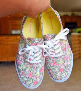 just for girls and vans