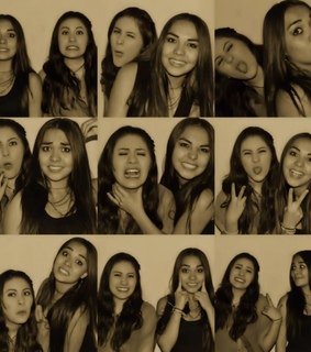 best, friend and mejor amiga